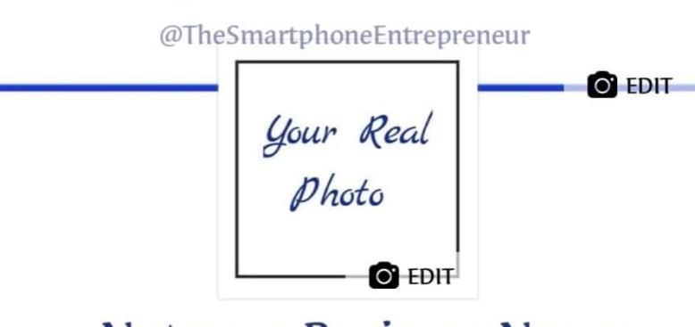 Smartphone Entrepreneur